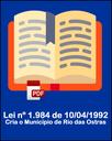 Lei 1984/1992