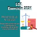 Encaminhada para apreciação a LOA – Exercício de 2021