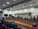 Maurício BM toma posse como Presidente da Câmara Municipal