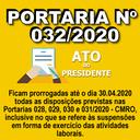 Portaria nº 032/2020